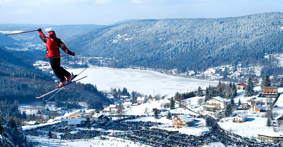 Les Vosges, une belle région aussi bien été comme hiver